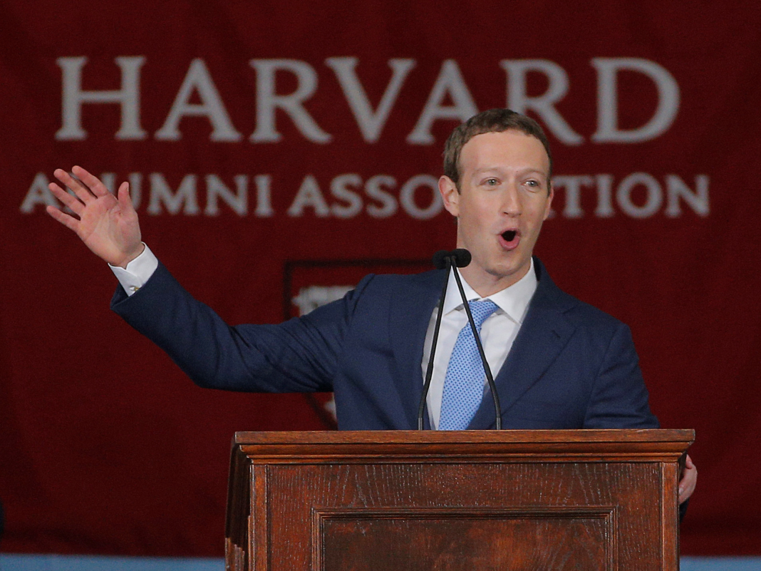 Mark Zuckerberg, Steve Jobs, and 21 other tech magnates who never ever finished college