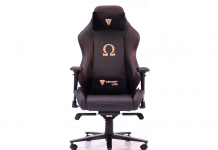I changed my standard workplace chair with a $360 video gaming chair, and I'm never ever returning