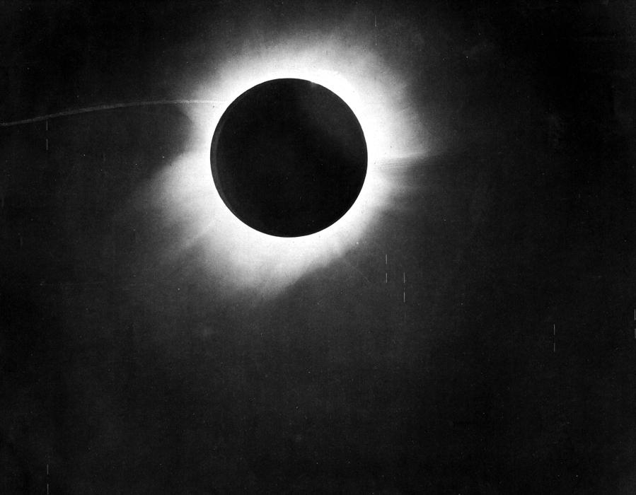 The Real Story Behind How Albert Einstein Was Proved Right At A Solar Eclipse 100 Years Ago Today