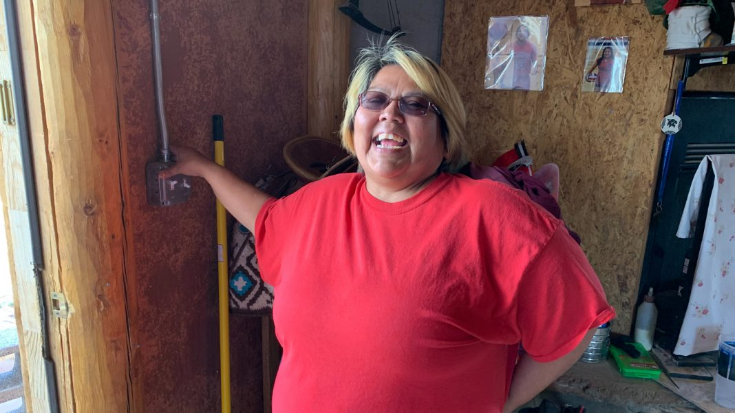 For Lots Of Navajos, Getting Connected As Much As The Power Grid Can Be Life-altering