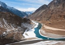 Himalayan glacier melting threatens water security for countless individuals