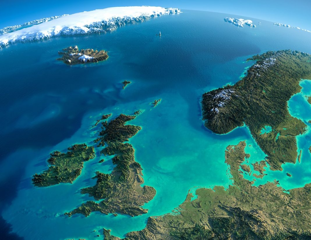 Researchers Discover Possible Traces of 'Lost' Stone Age Settlement Below the North Sea