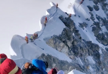 A minimum of 11 individuals passed away on Mount Everest recently. However it's simply the 10 th most dangerous mountain in the Mountain ranges.