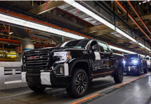 GM is investing $24 million to construct more pickups in Indiana, the heart of Trump nation (GM)