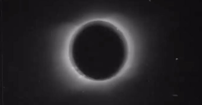 The Very First Movie Of An Overall Solar Eclipse From 1900 Has Actually Been Brought Back In 4K. Here's How To See