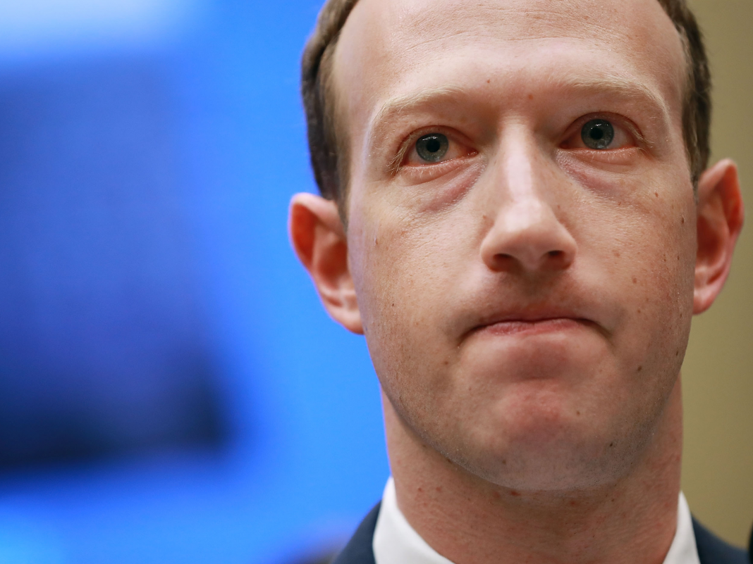 Mark Zuckerberg evaded a barrage of require him to quit some power at Facebook and rather stated federal governments require to step up to the plate (FB)