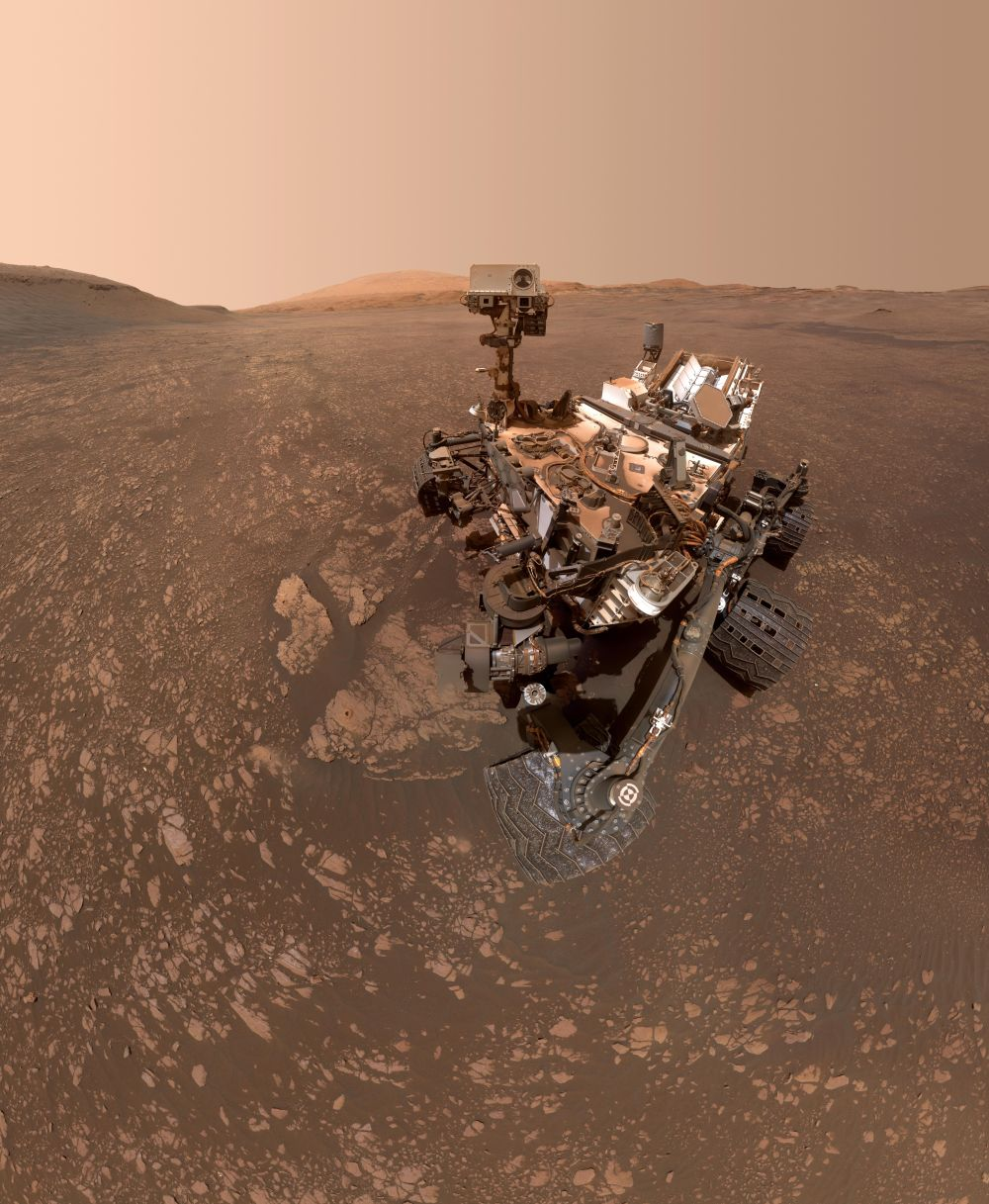 Interest has actually Discovered the Mom Lode of Clay on the Surface Area of Mars