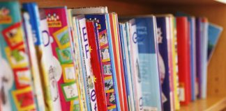 Utilize a Book in Location of a Kid's Birthday Card