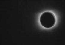 The First-Ever Movie of an Overall Solar Eclipse– in 1900– was Simply Found and Brought Back