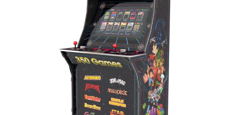 """MAME for the masses? """"Legends"""" game cabinet might thread that needle"""
