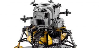LEGO's New Apollo 11 Lunar Lander has actually been Launched