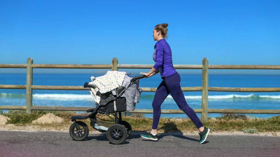 Stop Covering Your Child's Stroller With a Blanket