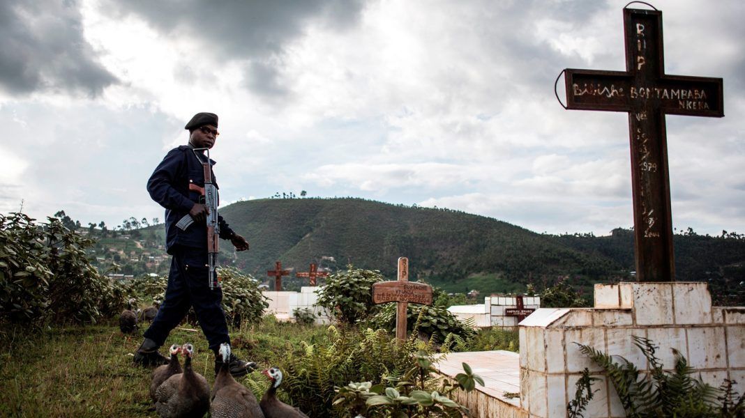 An Immediate Secret: Who's Assaulting Ebola Responders In Congo– And Why?