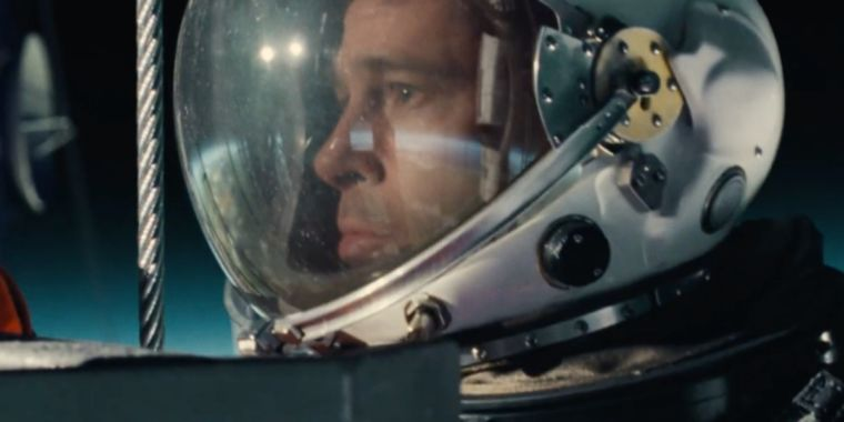 Brad Pitt heads into area with mega daddy problems in very first Advertisement Astra trailer