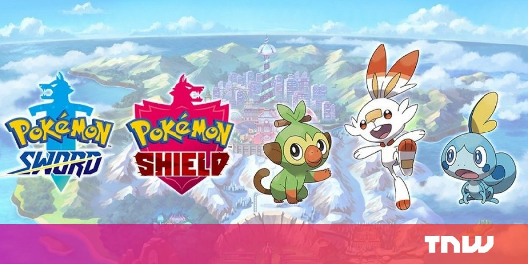 Pokémon Sword & & Guard launches right in between Star Wars and Death Stranding
