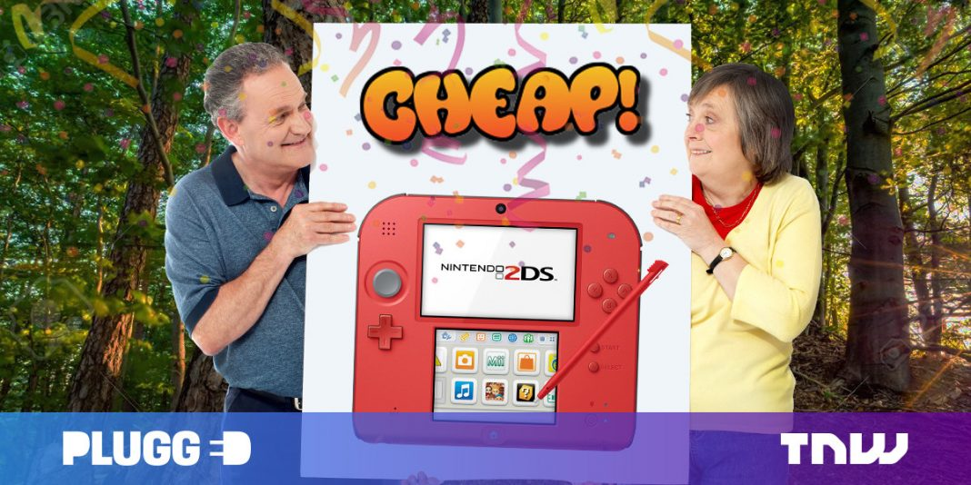 CHEAP: Call the authorities, a Nintendo 2DS for $50 is CRIMINAL