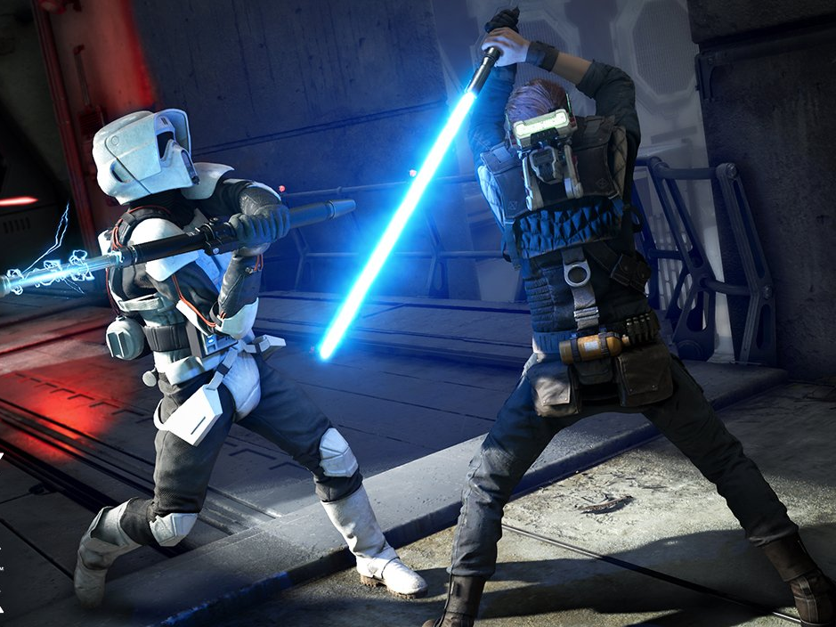We simply got our very first genuine take a look at the next huge 'Star Wars' video game, a Force-powered Jedi experience (EA, DIS)