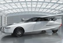 Aska wishes to be your individual flying cars and truck video