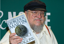 'Video game of Thrones' author George R.R. Martin is making a brand-new computer game with a precious studio, and it's called 'Elden Ring' (MSFT)