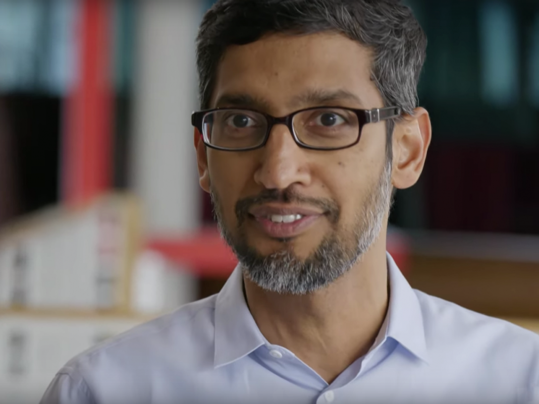 'We aren't rather where we wish to be': Google's CEO confesses to failings on damaging material after YouTube's week from hell