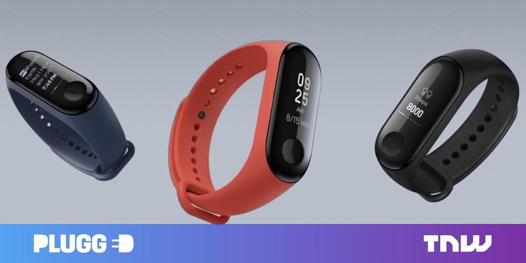 Xiaomi's Mi Band 4 physical fitness tracker is swimproof and just $25