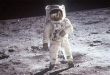 NASA's Apollo moon missions had been a large leap for all of us