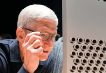 At its greatest conference of the year, Apple silently prepared for a set of wise glasses (AAPL)