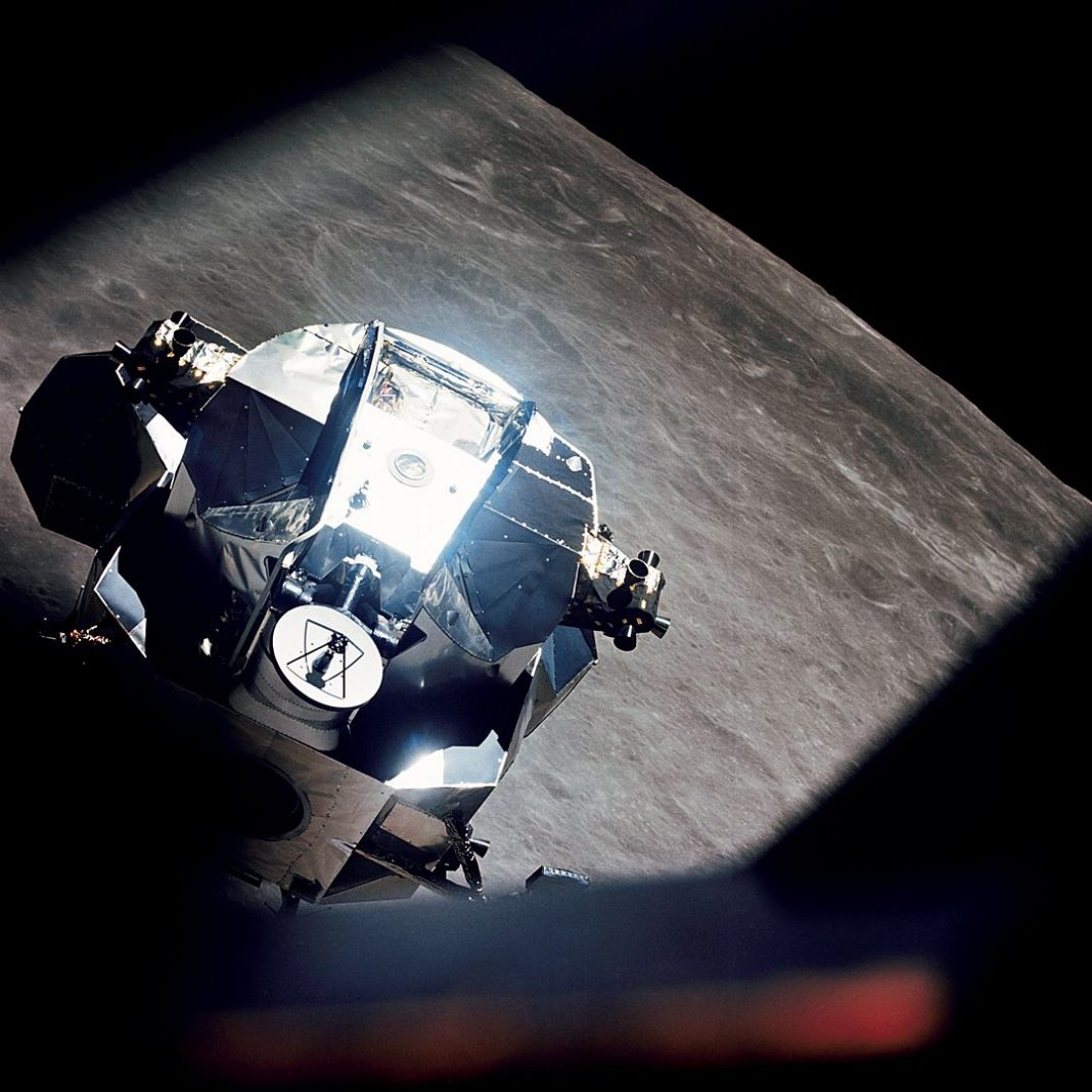 "Apollo 10's ""Snoopy"" Lunar Lander May Have Actually Been Found in Area"