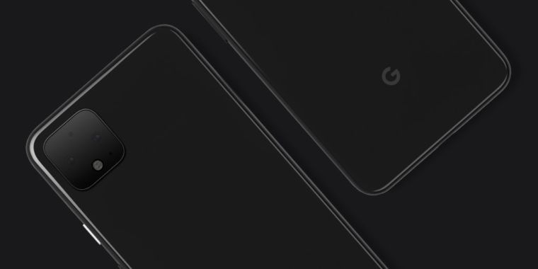 Google reacts to Pixel 4 reports by … publishing a photo of the Pixel 4