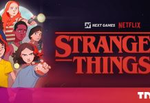 Netflix is introducing 2 Complete stranger Things video games