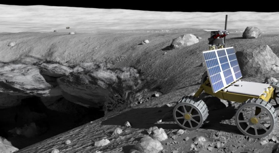 NASA Invests In Long-Term Remain On Moon And Asteroid Mining