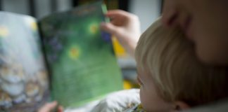 Record Yourself Reading Your Kid's Favorite Books