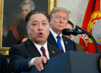 Trump's trade war strikes once again: Broadcom plunges after cutting its annual sales projection, dragging the whole chipmaker market lower (AVGO)