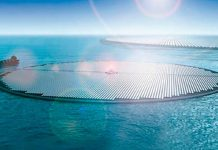 Huge Drifting Solar Farms Might Extract CO2 From Seawater, Making Methanol Fuel