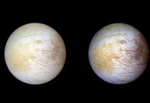 Salt might be concealing in Europa's underground sea