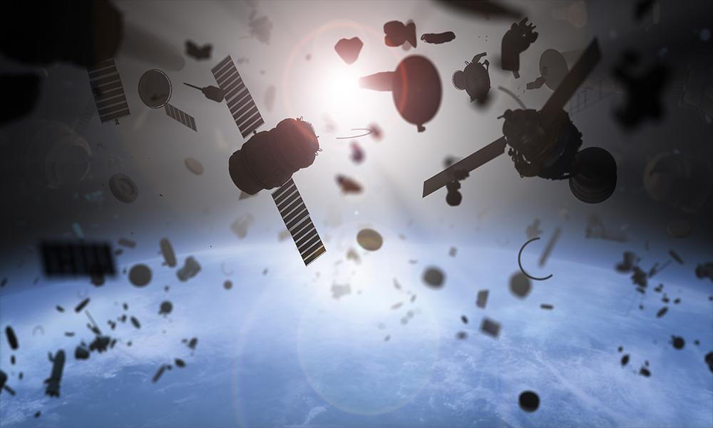 Satellites Geared Up With a Tether Would have the ability to De-Orbit Themselves at the end of Their Life