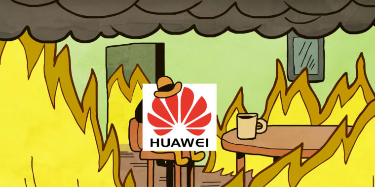 Huawei export restriction declares another victim: Huawei's $2,600 collapsible mobile phone