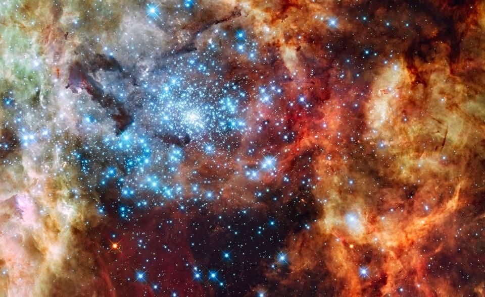 Is This One Of The Most Enormous Star In Deep Space?