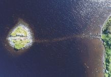 Neolithic Individuals Made Phony Islands More Than 5,600 Years Ago