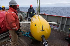 Boaty McBoatface is again with new science