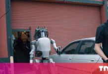 Humorous robotic vengeance video parodies Boston Characteristics