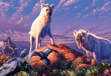 Hyenas strolled the Arctic throughout the last glacial epoch
