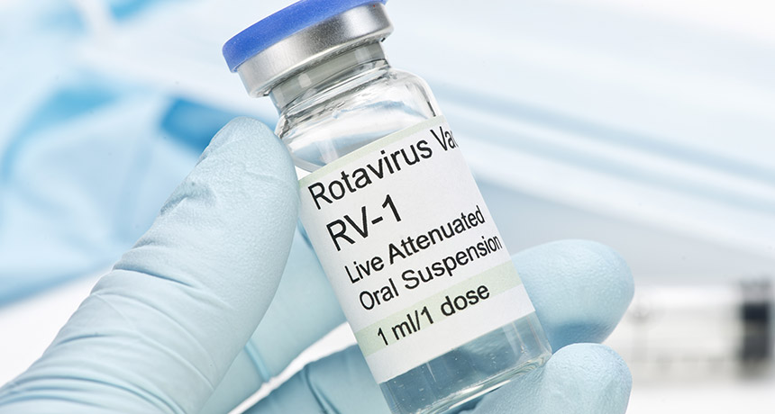 Rotavirus vaccines might reduce kids' opportunities of getting type 1 diabetes