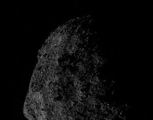 Daredevil NASA spacecraft snaps asteroid Bennu from crazy-close orbit