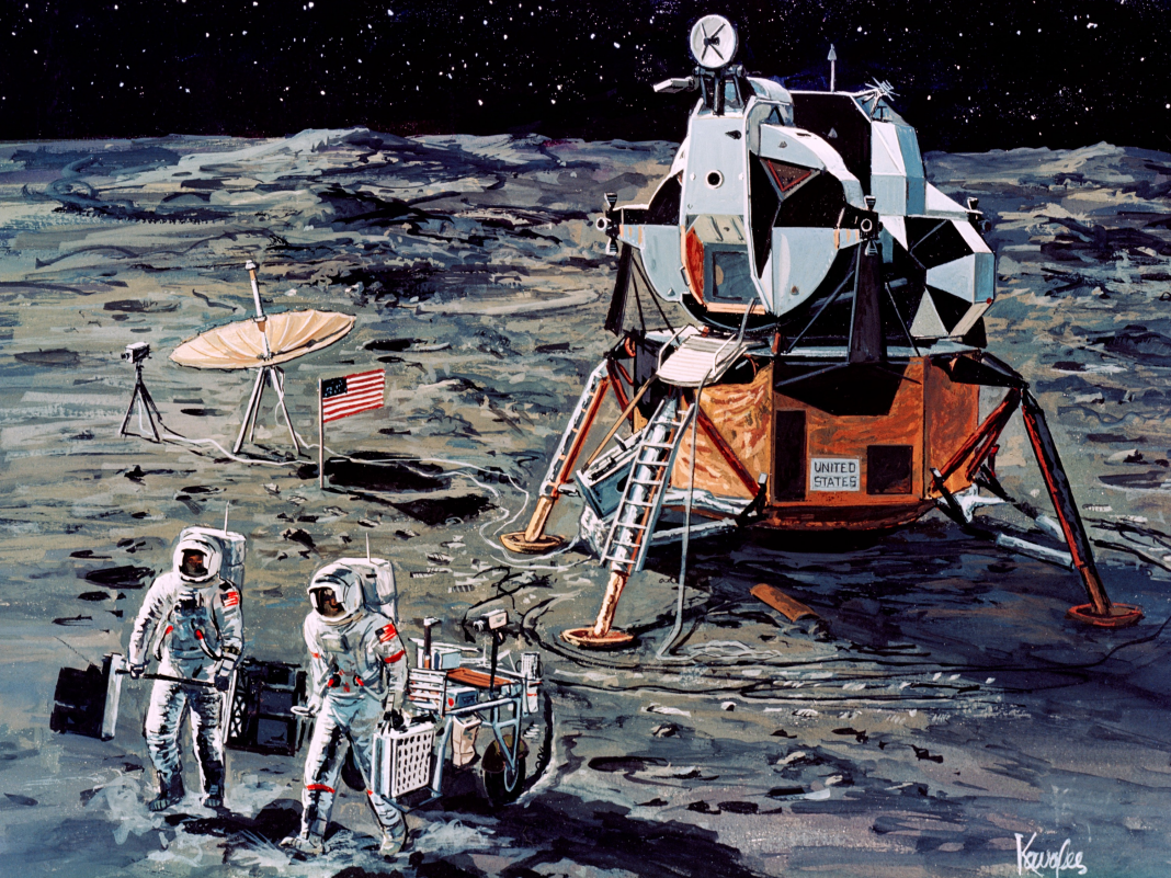 NASA constructed 5 Apollo lunar landers that never ever released into area. Here's what occurred to the historical moon ships.