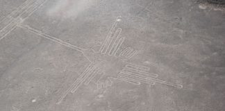 New research study takes a bird's- eye view of the Nasca Lines