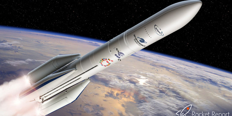 Rocket Report: Falcon Heavy all set to fly, Stratolaunch airplane offered