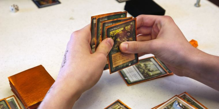 It's possible to develop a Turing maker within Magic: The Event