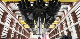 "Falcon Heavy rocket set to try SpaceX's ""most tough launch ever"""