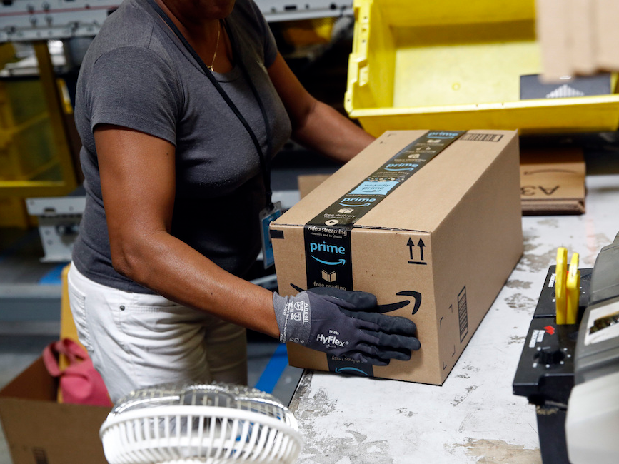 Trump's tariffs on Chinese imports might harm among Amazon's most effective services (AMZN)